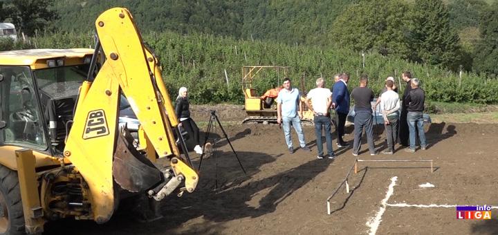 il-jovanovici1 Počela izgradnja kuće porodici Jovanović- Beskrajna radost zbog temelja nove kuće (VIDEO)