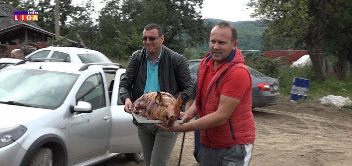 il-jovanovici2 Počela izgradnja kuće porodici Jovanović- Beskrajna radost zbog temelja nove kuće (VIDEO)