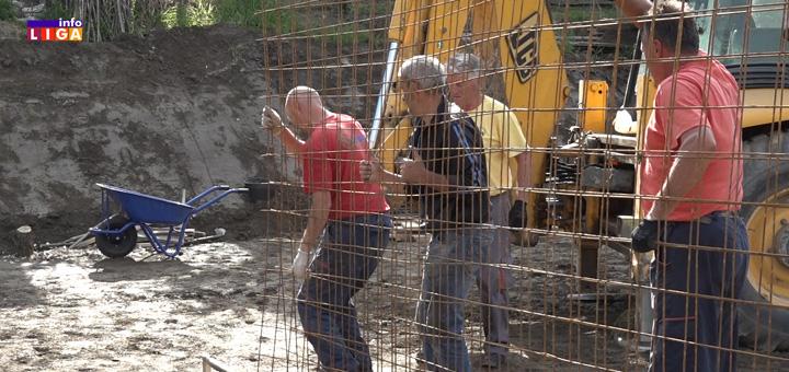 Počela izgradnja kuće porodici Jovanović- Beskrajna radost zbog temelja nove kuće (VIDEO)
