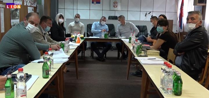 il-vece-oktobar-1 Ivanjica- Opštinsko veće o rebalansu, putevima, prvacima i nezaposlenim porodiljama (VIDEO)