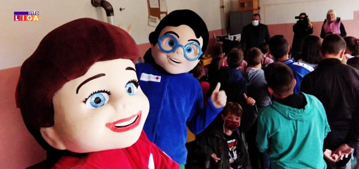 IL-Masa-i-Misa- Podeljena sreća u još sedam ivanjičkih škola (VIDEO)