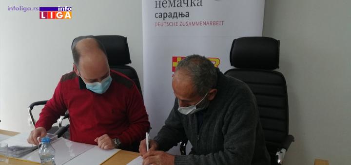 IL-Nemacka-pomoc-Lucanima-dva Nemačka pomoć opštini Lučani