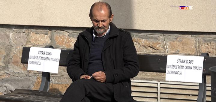 IL-Petar-markovic-Cage- Predsednik udruženja Roma u Ivanjici započeo štrajk glađu (VIDEO)