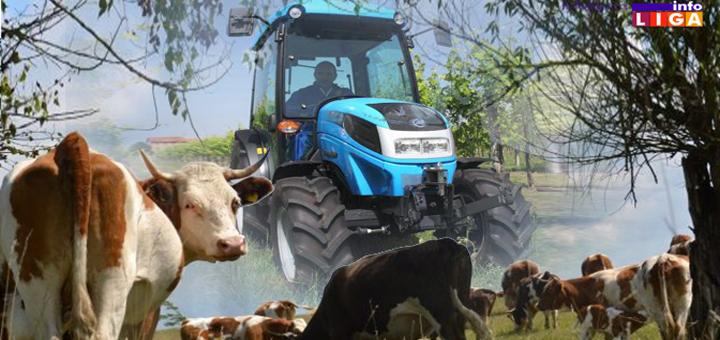 IL-Poljoprivreda-subvencije Javni poziv za dodelu podsticajnih sredstava u poljoprivredi za 2021. godinu