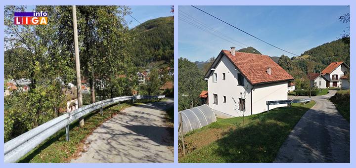 IL-Put-za-Malu-Bukovica- Postavljene zaštitne ograde na devet lokacija