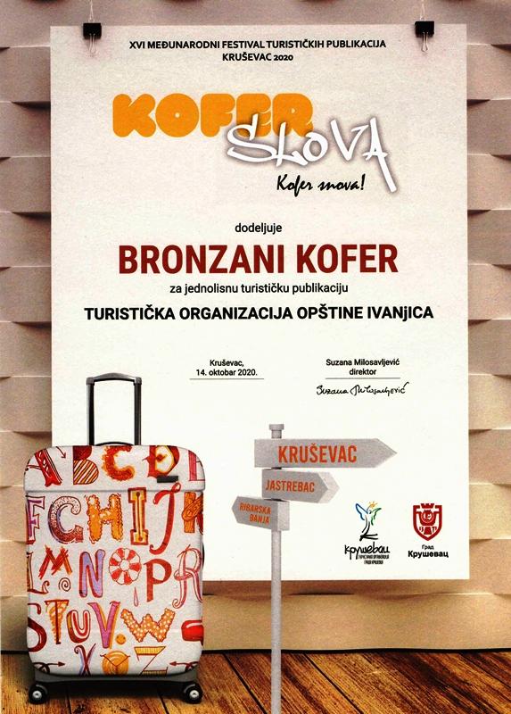 diploma-3 Tri nagrade za promotivni materijal Nušićijade