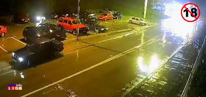 il-nesreca Ivanjica-Pokosio ženu na pešačkom prelazu (UZNEMIRUJUĆI VIDEO)