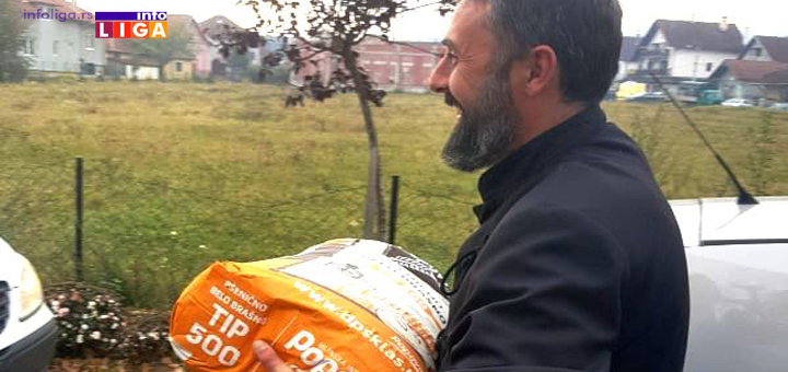 IL-Humanitarna-akcija-cetiri Dobri Samarjanin sa paketima pomoći na putu za jug naše zemlje
