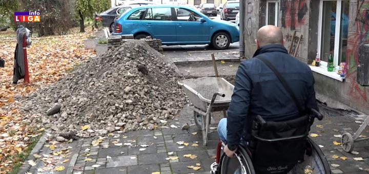 IL-Paraplegicari-Golija-Ivanjica-rampa-opstina- Grade se rampe za osobe sa invaliditetom na tri lokacije u Ivanjici (VIDEO)