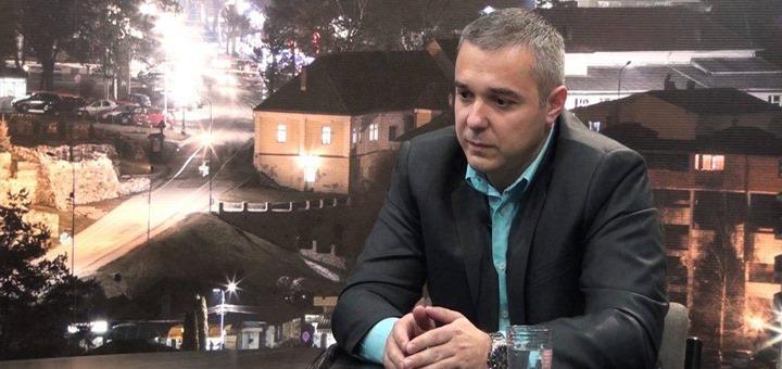 IL-Predrag-Maslar-Arilje Predsednik opštine Arilje poželeo zdraviju i uspešniju 2021. godinu