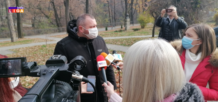 """IL-Vanredna-konferencija-Momcilo-Mitrovic Mitrović: """"Situacija u Ivanjici ozbiljna, do petka odluka o radu škola i vrtića"""" (VIDEO)"""