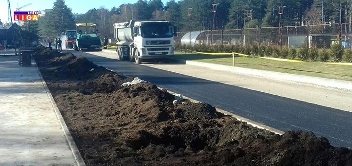 Il-asfaltiranje-cajteina-posta-3 Đurić: Privode se kraju svi asfaltni radovi na području opštine Čajetina