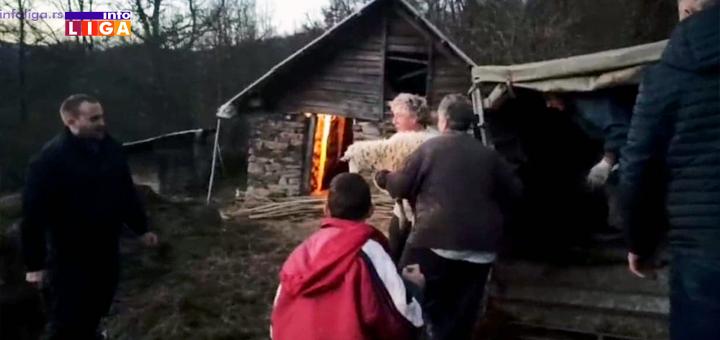 IL-Pomoc-porodica-Milojevic- Ivanjica: Dragoslav skakao od sreće - dobri ljudi mu ispunili želju