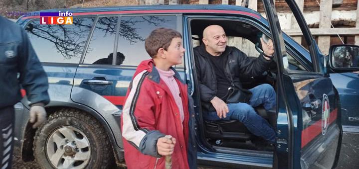 IL-Pomoc-porodica-Milojevic Ivanjica: Dragoslav skakao od sreće - dobri ljudi mu ispunili želju