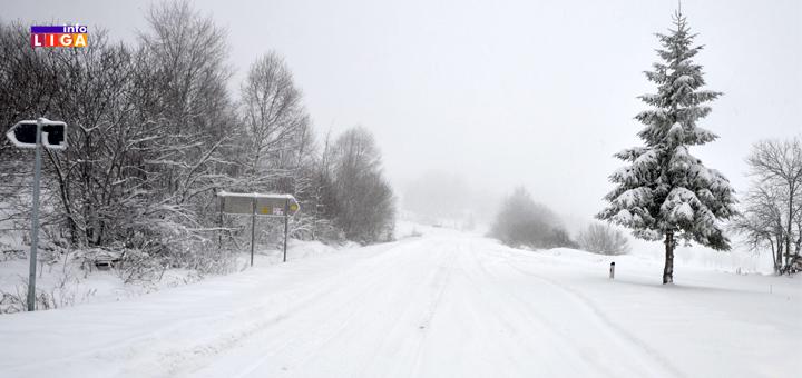 """Il-Sneg-struja- Ivanjica - Prvi sneg ugasio svetlo u većem delu opštine """"Palimo sveće kao u kamenom dobu, neizdrživo je"""""""