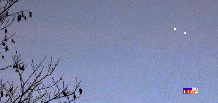 Il-jupiter-i-saturn Približavanje Jupitera i Saturna posmatrano sa Gliječkog brda (VIDEO)