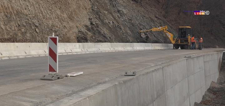 il-put Sanacija oštećene putne infrastrukture pri kraju (VIDEO)