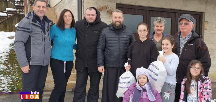 IL-Dobri-Samarjanin Dobri Samarjani ulepšali praznike mališanima iz Ivanjice, Arilja, Lučana i Čačka (VIDEO)