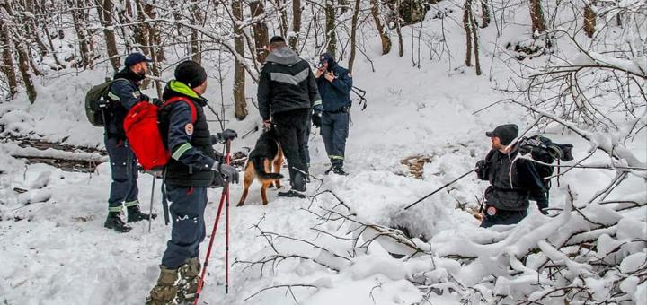 IL-Lucani-potraga-nestali-muskarci U Lučanima za deset dana nestale dve osobe, potragu otežava sneg