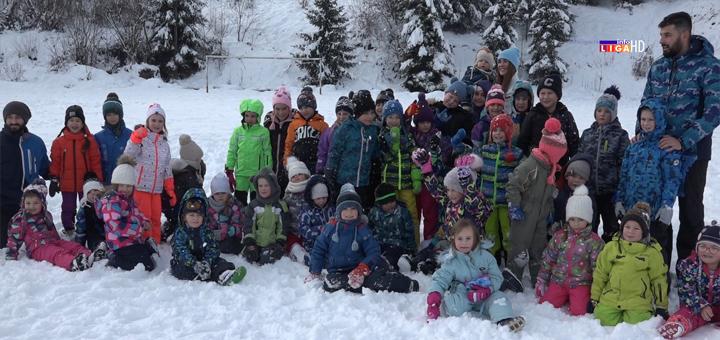 IL-Marbo-dva Sportski dan na snegu najmlađih Ivanjičana