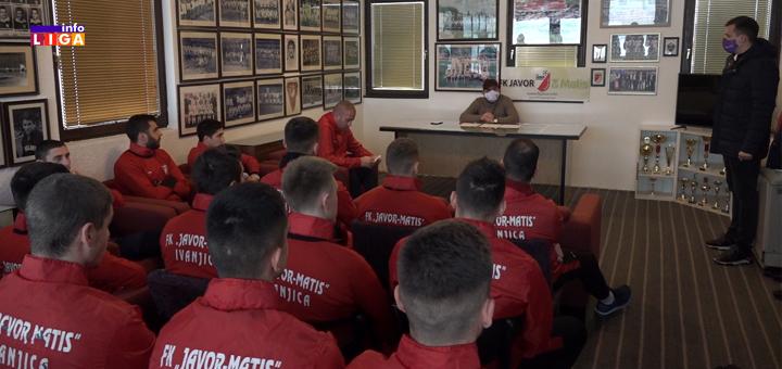 IL-Pocetak-priprema-Javor-Matis-2021 Javor Matis počeo pripreme za prolećni deo prvenstva (VIDEO)