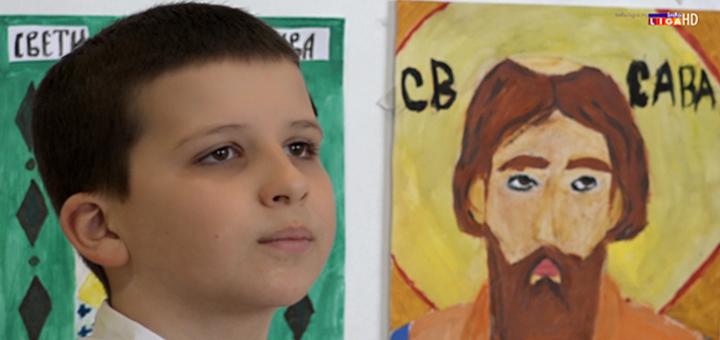 IL-Savindan-skole-Ivanjica- Školska slava Savindan ove godine obeležena skromno (VIDEO)