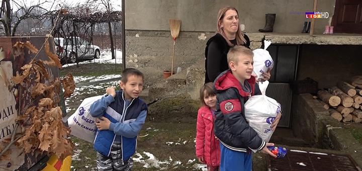 Il-radaljevo-samarjanin-naslovna- Dobri Samarjani ulepšali praznike mališanima iz Ivanjice, Arilja, Lučana i Čačka (VIDEO)