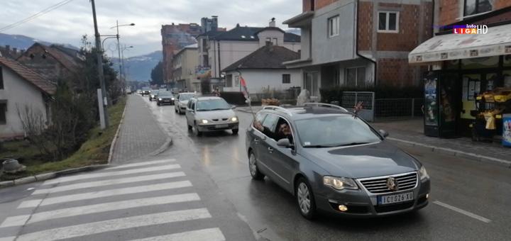 il-bozicna-voznja- Neuporedivo u odnosu na prethodne godine- Ivanjičani ovako obeležili Božić (VIDEO)