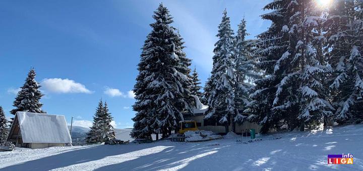 il-golija Ski-lift na Goliji u funkciji i radnim danima
