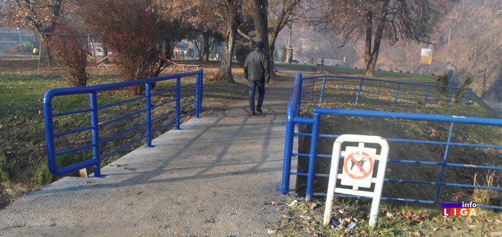 il-most-park- Ivanjica: Oko tri miliona uloženo u rekonstrukciju mostova