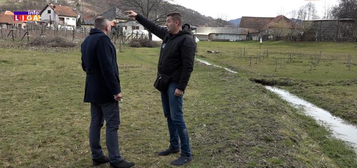 IL-Industrijska-zona-plavljenje-vodom- Ivanjica- 11 miliona za rešenje problema plavljenja industrijske zone i naselja Dubrava (VIDEO)
