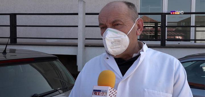 IL-dr-Milorad-Dramicanin- Raste broj pozitivnih na virus COVID19 u Ivanjici (VIDEO)
