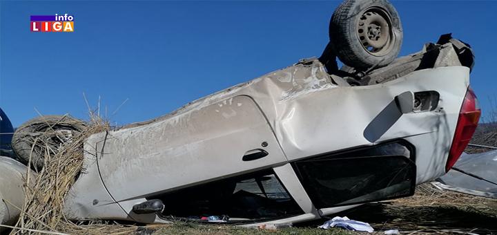 IL-saobracajka-Prilike-naslovna- Trojica Ivanjičana ukrala automobil i slupala se kod Prilika (FOTO)