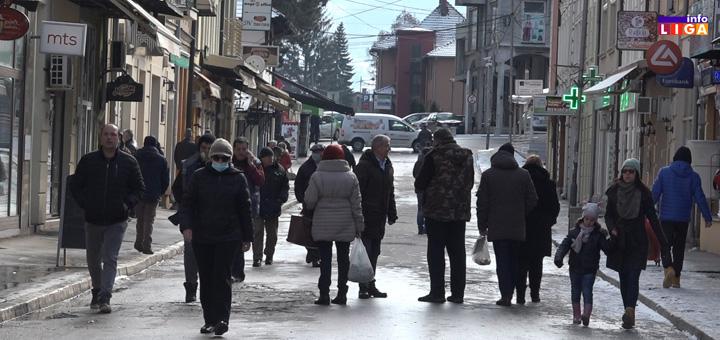 il-glavna-ulica- Ivanjičani poštuju mere, ali evo zbog čega su najtužniji (VIDEO)