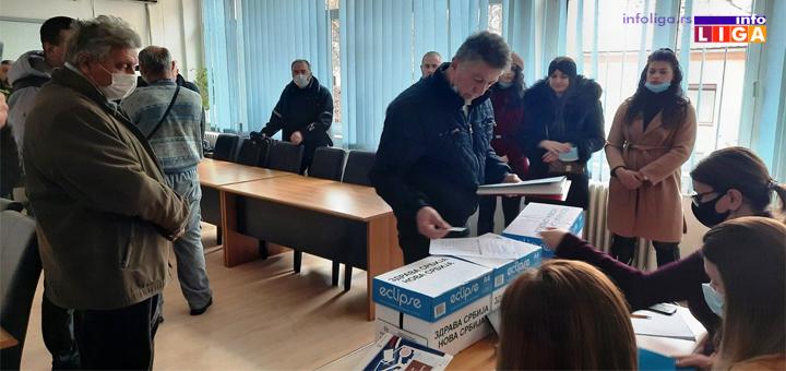 IL-Kosjeric-Ydrava-Srbija Zdrava Srbija predala listu za izbore u Kosjeriću