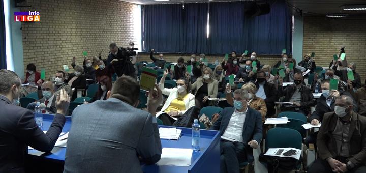 IL-SO-Ivanjica- Ivanjički parlament izglasao regionalnu saradnju u projektu prečišćavanja otpadnih voda (VIDEO)