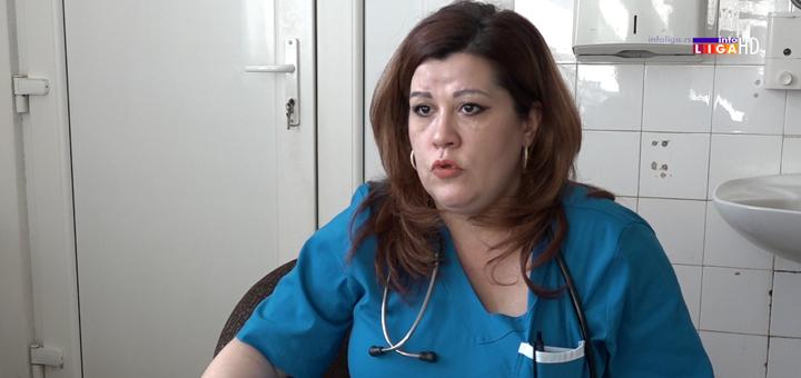 IL-dr-Jelena-Stojkovic Ivanjica - Crna statistika korona preseka u martu mesecu (VIDEO)