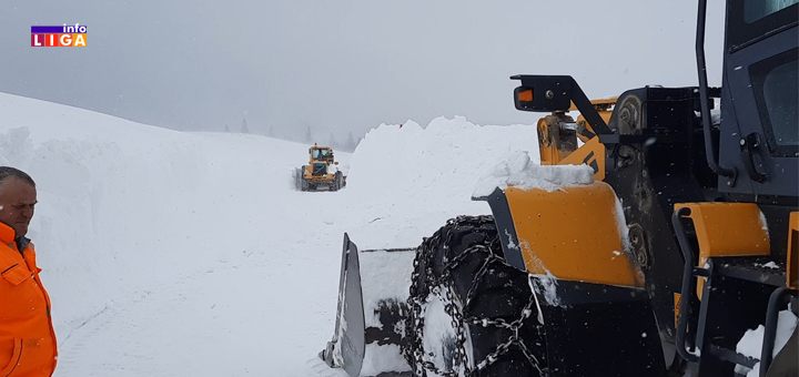 IL-metarski-sneg-na-goliji Sneg na Goliji opet preko metra (VIDEO)