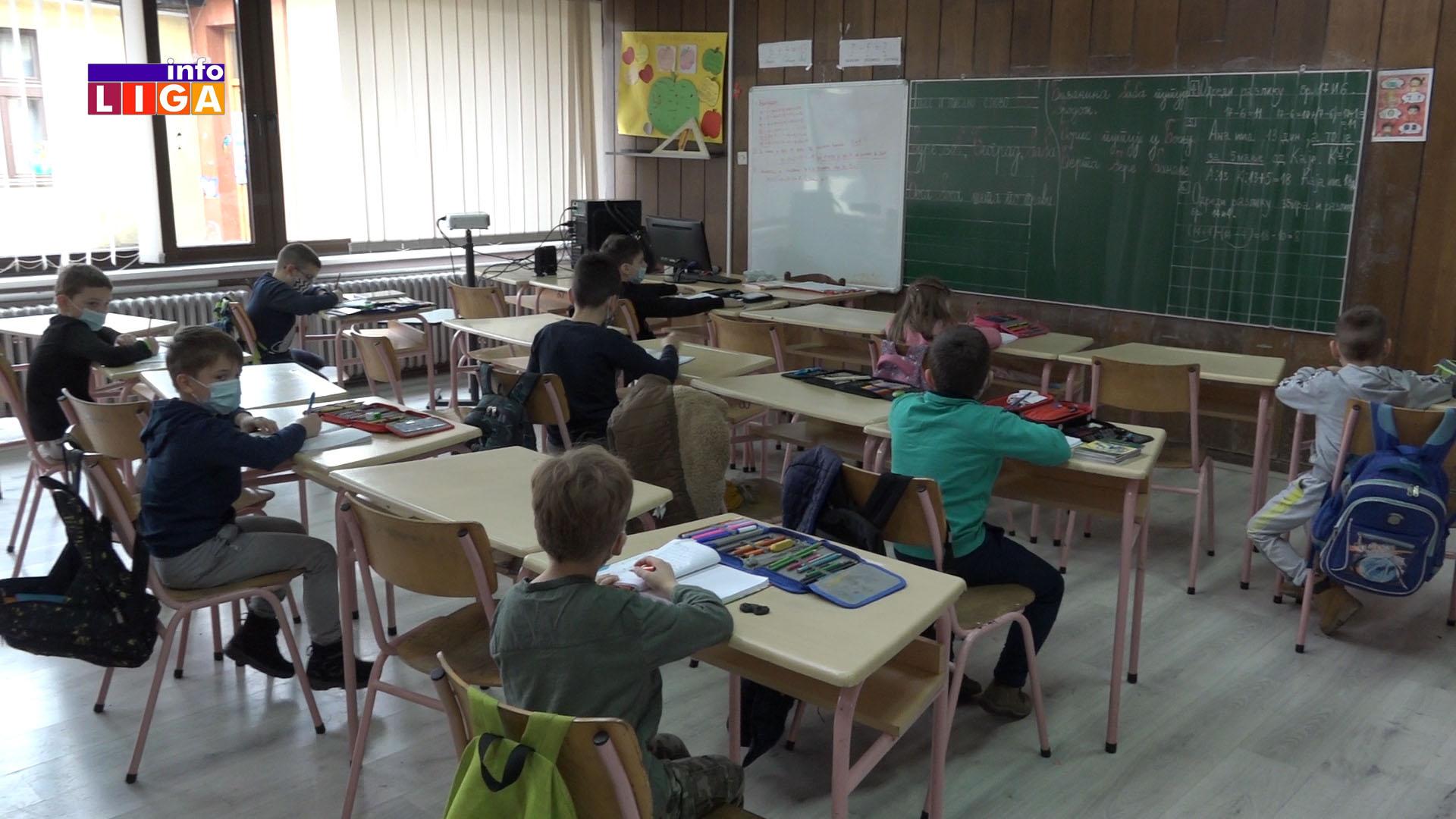 IL-prvaci Počinje online upis prvaka u školu (VIDEO)