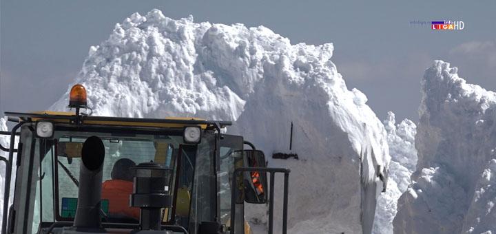 IL-sneg Goran Pivljaković iz Ivanjice sedam dana zaglavljen u snežnom tunelu na Goliji (VIDEO)
