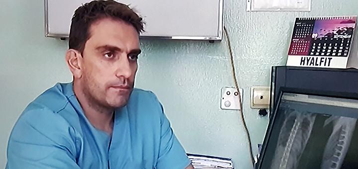 srdjan Dr Srđan Vlajović 27. jula u Specijalnoj bolnici  Ivanjica