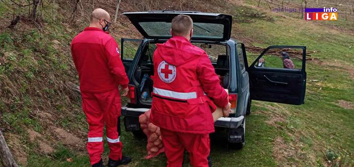 IL-Crveni-krst-krompir-3 Nastavlja se humanitarni otkup ivanjičkog krompira - tona za korisnike usluga Crvenog krsta