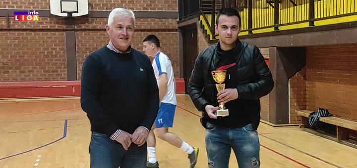 IL-Osonica-3.mesto- Nagrađeni najbolji klubovi i pojedinci u Opštinskoj ligi malog fudbala Ivanjica (FOTO)