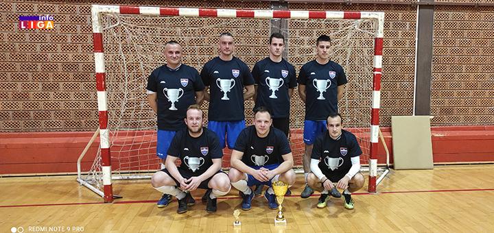 IL-Putevi-1.mesto- Nagrađeni najbolji klubovi i pojedinci u Opštinskoj ligi malog fudbala Ivanjica (FOTO)