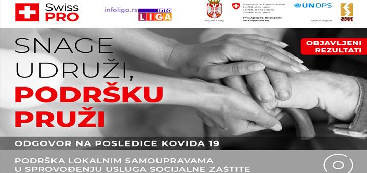 IL-Svis-pro Podrška Vlade Švajcarske u sprovođenju usluga socijalne zaštite kao odgovor na posledice kovid 19
