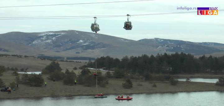 IL-Zlatibor-gold-gondola Zlatibor: Uspešno izvedena vežba evakuacije putnika iz gondole (VIDEO)