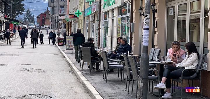 IL-kafici-baste-2 Ivanjičke kafedžije spremno dočekale popuštanje mera (FOTO)
