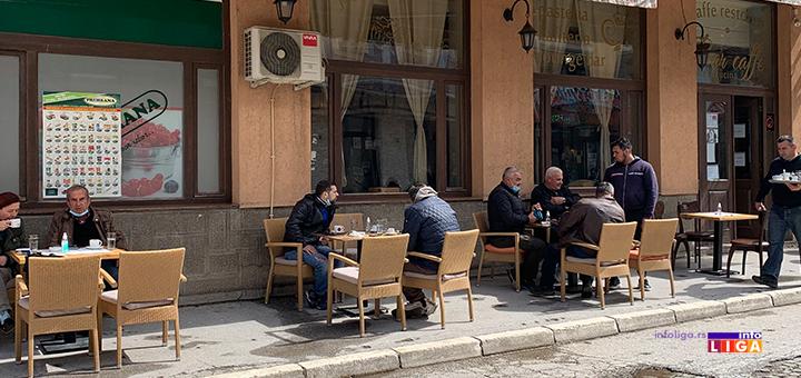 IL-kafici-baste-3 Ivanjičke kafedžije spremno dočekale popuštanje mera (FOTO)