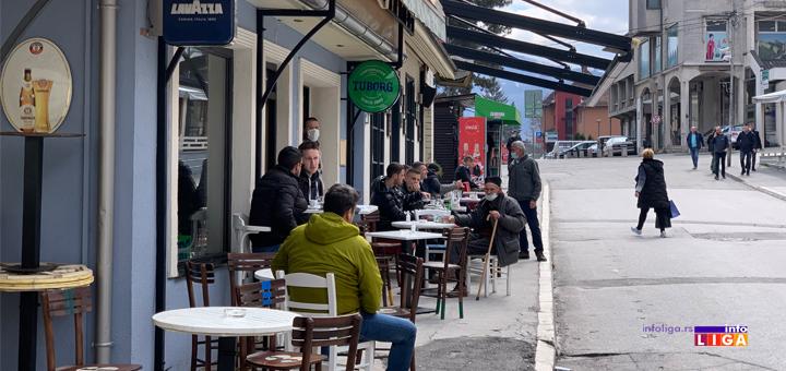 IL-kafici-baste Ivanjičke kafedžije spremno dočekale popuštanje mera (FOTO)