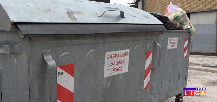 IL-paljenje-kontejnera- Novčane kazne za ivanjičke piromane (VIDEO)
